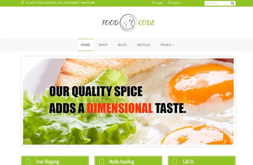 Food-Code