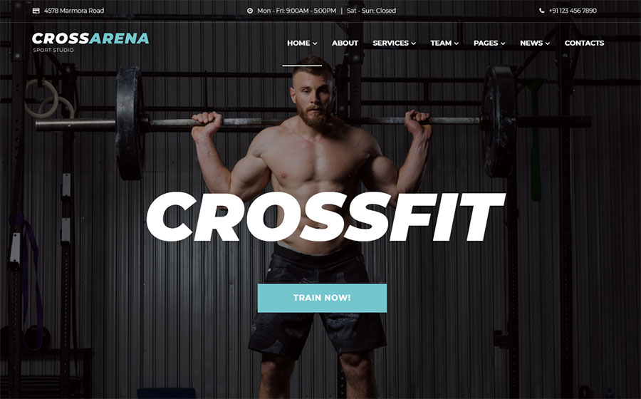 No-Sweat Website Creation: 10 Best Sports WordPress Templates